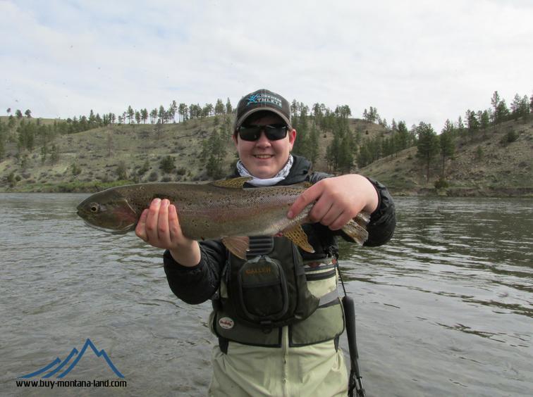 Missouri River Fishing 2